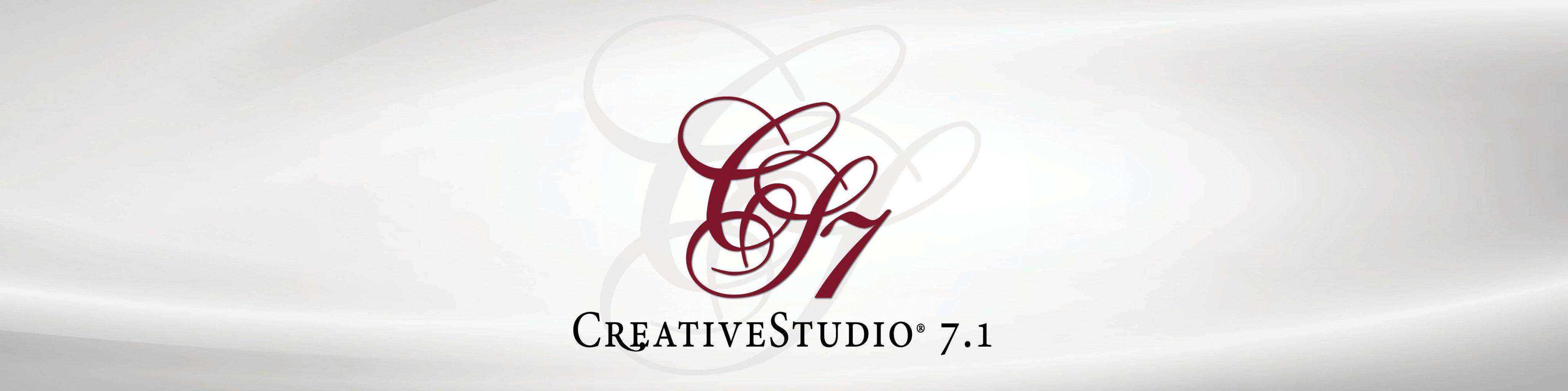 Creative Studio 7.1 Banner